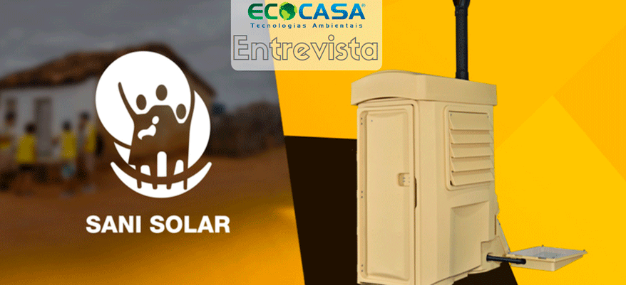 Conheça o sistema SANI SOLAR para tratamento de efluentes da 3P Technik