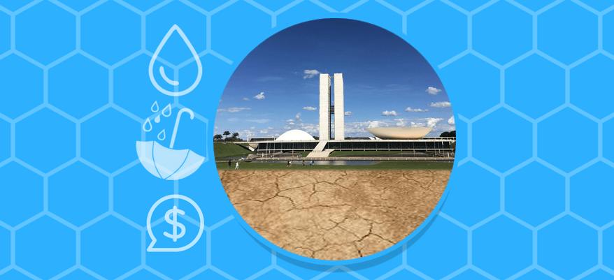 O Aniversário Insustentável - 1 Ano do Racionamento em Brasília - Blog da EcoCasa